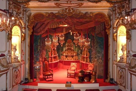 Picture of Le Théâtre du Château de Chimay