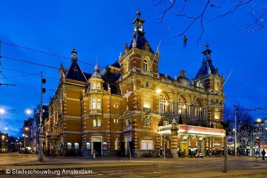 Picture of Stadsschouwburg Amsterdam